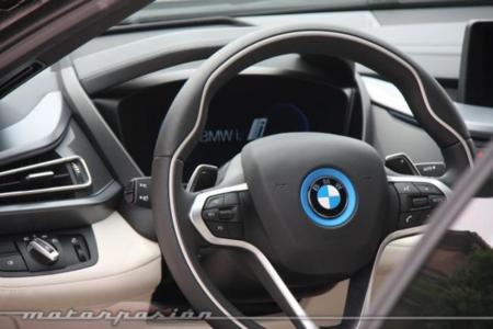 BMW i8, ya hemos probado el deportivo híbrido más geek