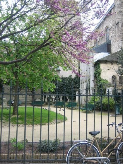 Saint-Germain-des-Prés, la iglesia más antigua de París