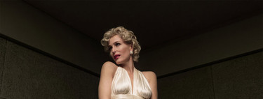 The mutations of the goddess Gillian Anderson: so they created their amazing character of 'American Gods'