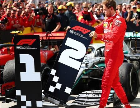 Vettel Canada F1 2019 2