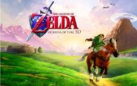 'The Legend of Zelda: Ocarina of Time'. N64 Vs 3DS, vídeo comparativo de la intro