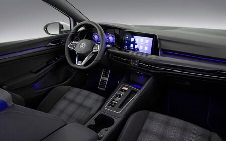 Volkswagen Golf Gte Interior