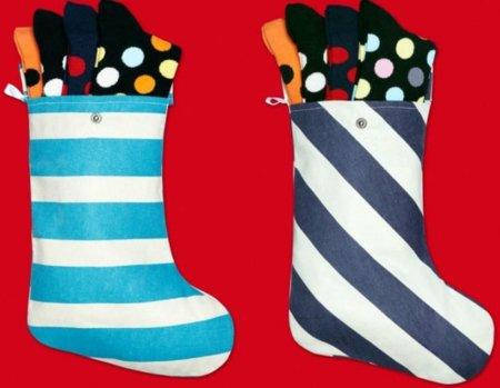 Navidad 2011: Happy Socks y sus calcetines de lunares