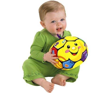 Los 10 juguetes más queridos: Pelota bota bota, te toca