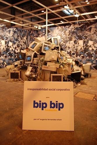 Basura electrónica, un problema en España