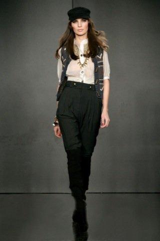 Pepe Jeans, Otoño-Invierno 2010/2011 militar