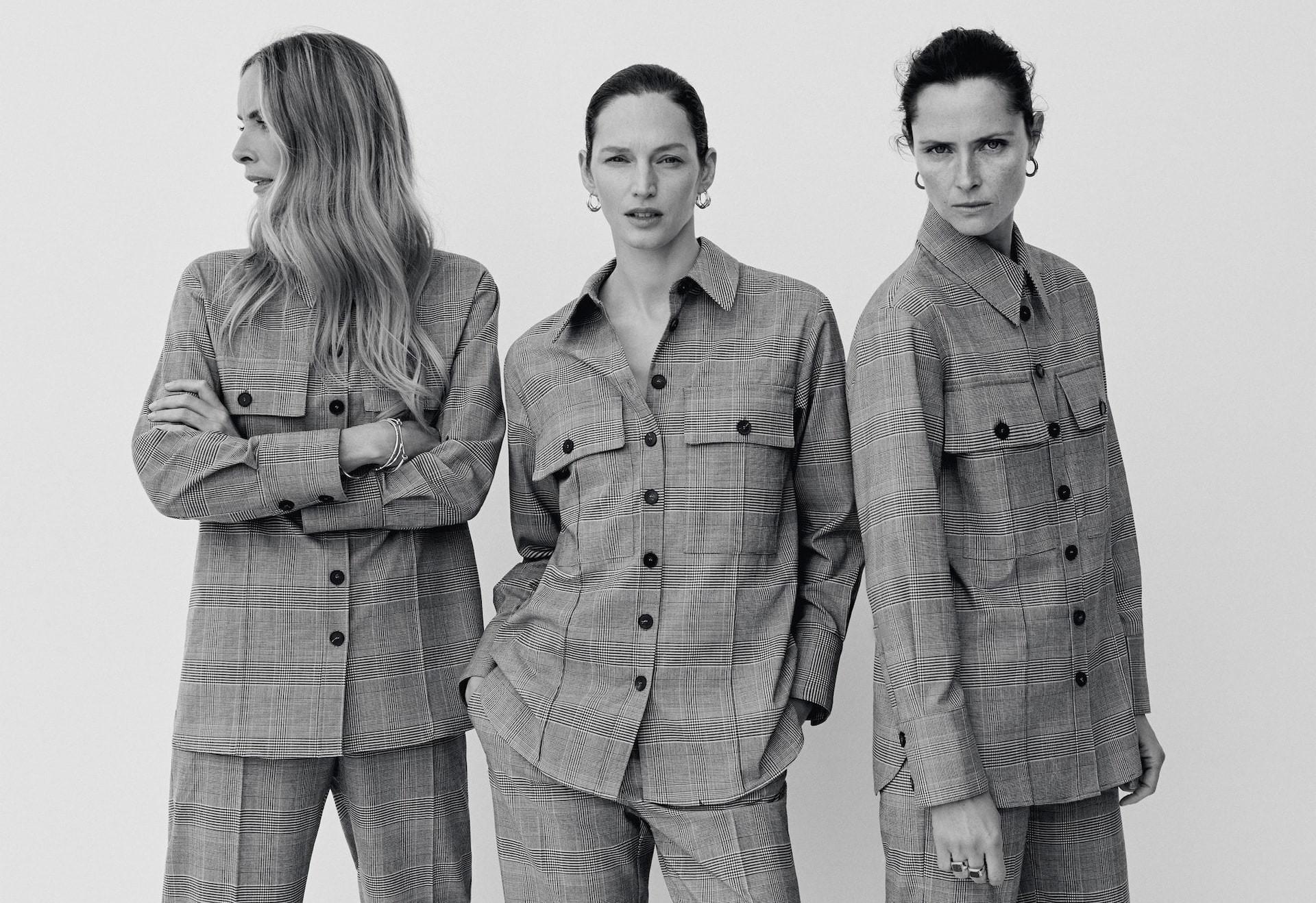 Mujeres de todas las edades protagonizan la nueva colección de Mango para  demostrar que no hay edad límite en términos de moda 548fef036e1