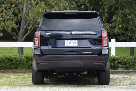 Chevrolet Suburban 2021 Mexico Opiniones 4