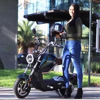 El Miku Max S es un pequeño scooter eléctrico que ofrece 60 km de autonomía y cuesta 2.000 euros