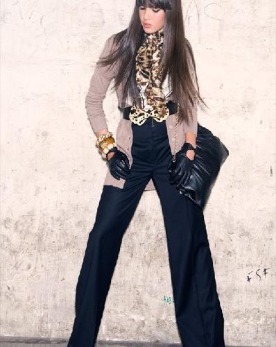 MANGO Think Up, catálogo con todos los looks, pantalones