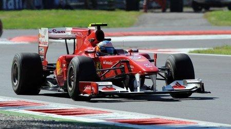 GP de Italia de Fórmula 1: Fernando Alonso se saca tres décimas de la manga que valen una pole en casa de Ferrari