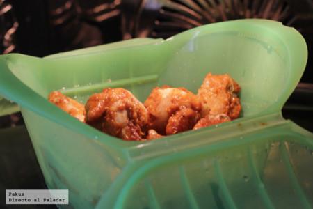 Pollo Microondas