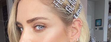 Cinco modelos de horquillas de pelo con los que copiar el último look de Chiara Ferragni