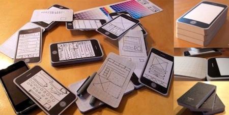 Notepod, un bloc de notas en forma de iPhone