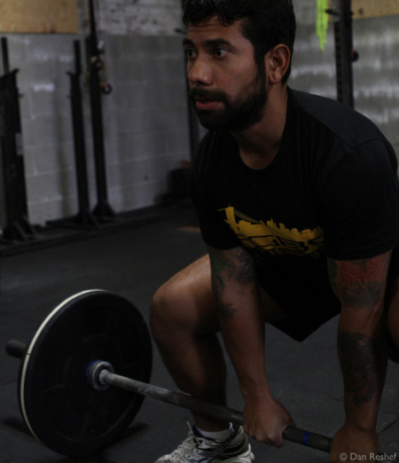 Guía Crossfit (XXXIV): Sumo deadlift high pull