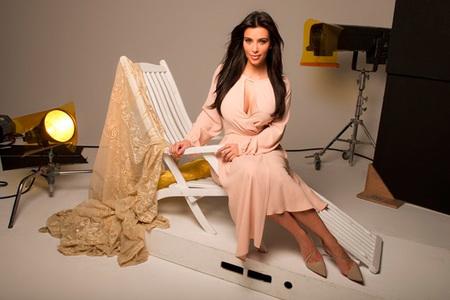 Kim Kardashian lanza su sexto perfume, Pure Honey