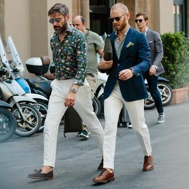 Emidio Tucci está de oferta en El Corte Inglés y aprovechamos para sumar al armario los pantalones clave para llevar en primavera