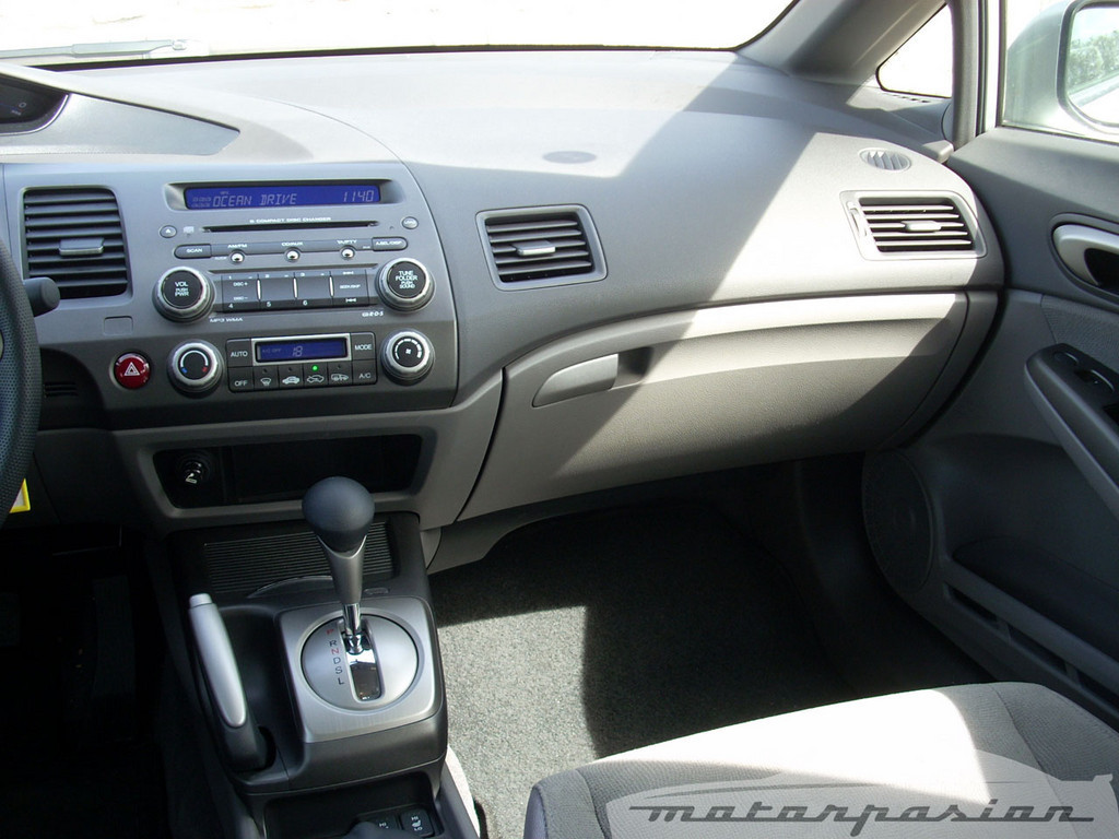 Foto de Honda Civic Hybrid (prueba) (26/40)