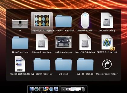 Modifica Mac OS X Leopard desde el terminal