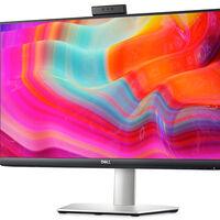 Dell anuncia los monitores S2422HZ y S2722DZ: con cámara retráctil para videollamadas con cancelación de ruido y altavoces