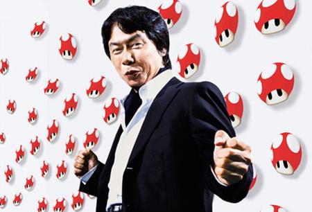 Iwata habla sobre el futuro de Nintendo sin Miyamoto