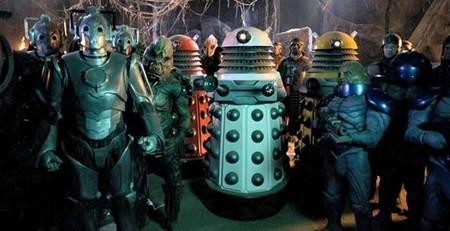 Aniversario 'Doctor Who': los seis villanos más temidos