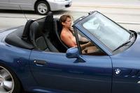 Hay gente con mucha suerte, entrega 18: pillar a una conductora con todo al aire