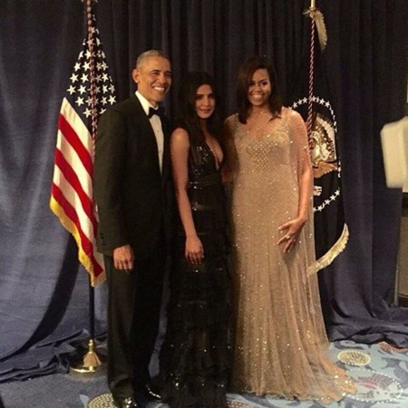 Michelle Obama Givenchy