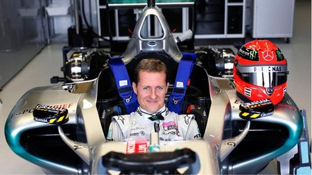 Michael Schumacher vaticina que el Gran Premio de Malasia será una lotería