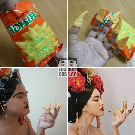 Lowcost Cosplay 14