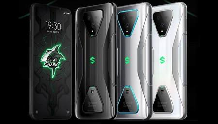 """Black Shark 3 y Black Shark 3 Pro: los """"smartphones definitivos"""" de Xiaomi para jugar PUBG están aquí"""