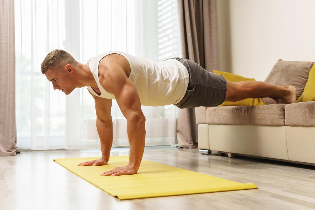 Rutina de calistenia para principiantes: un entrenamiento que puedes hacer en tu casa