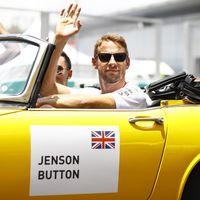 Jenson Button toma el relevo a Fernando Alonso en el GP de Mónaco F1