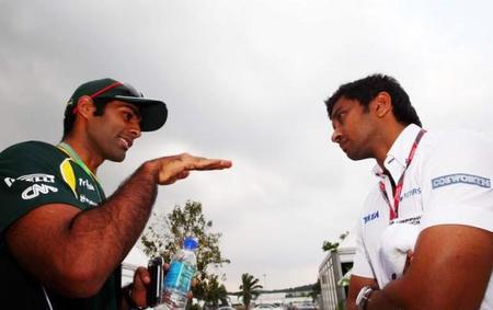 Narain Karthikeyan y Karun Chandhok estarán presentes en la Race of Champions