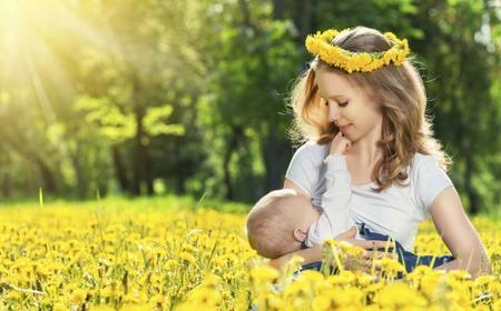 La leche materna es igual de nutritiva con el segundo hijo que con el primero