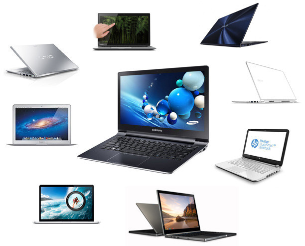 Samsung ATIV Book 9 Plus frente a sus rivales