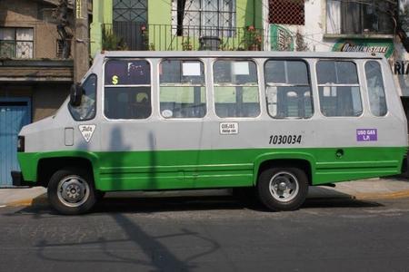 Transporte Público En México (1)