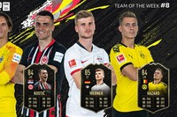 Guía FIFA 20. TOTW: equipo de la Semana 8, del 6 al 13 de noviembre