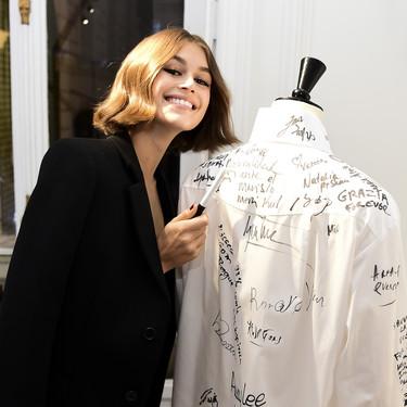 Estas 15 celebrities asisten el tributo a Karl Lagerfeld en París con total looks del diseñador: un adiós repleto de estilo