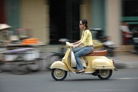 Scooter restaurados en Asia, ¿Negocio o estafa?