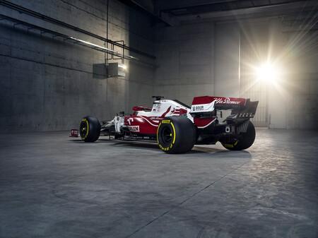 Alfa Romeo F1 2021 2