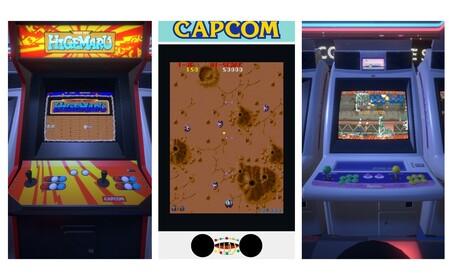 Capcom Arcades1