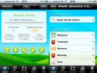 Shape Up: para contar calorías con tu iPhone