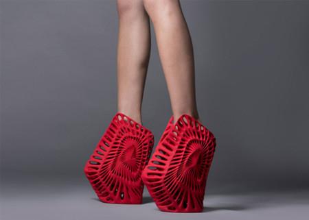 ¿Los diseñadores de zapatos 3D serán los nuevos artesanos del futuro?