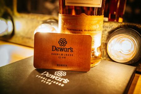 Dewar S Double Club 2