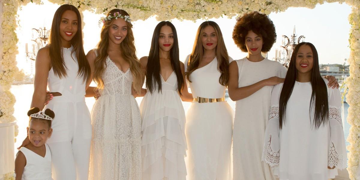 Foto de Boda de la madre de Beyoncé (10/10)