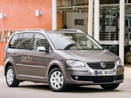 Restyle 2007 para el Volkswagen Touran