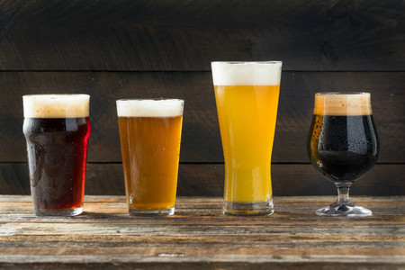 Vasos Cervezas