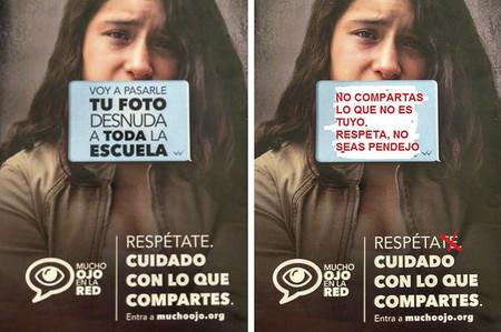 La torpe campaña de Televisa contra el acoso sexual que culpaba a la víctima se volvió en su contra