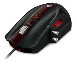 GC 2007: Microsoft lanza un nuevo ratón SideWinder para gamers